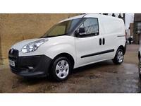 Fiat Doblo Cargo 1.3JTD 16v ( 90 ) ( EU V ) Multijet II L1 White Van