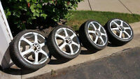 race version enkei 5s6 wheels(no tires) 5x100/5x114