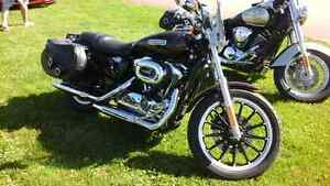 LADY DRIVEN 2007 HARLEY DAVIDSON SPORTER 1200 Was asking $ 7300,