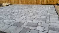 Save on your paving stone installation with memory landscaping