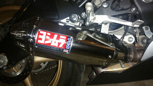 Yoshimura TRC chrome slip on