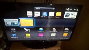 40 inch Samsung smart TV