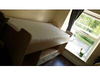 Single Bed (not including mattress)