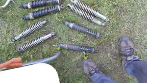 KAWASAKI FORKS- SHOCKS-  BRAKES FOR SALE NEW  Z1-KZ -GPZ -NINJA