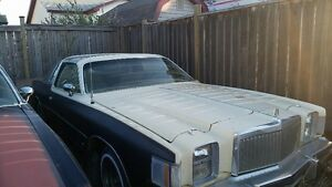 1979 Brown Cordoba