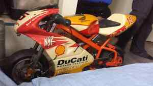 50cc NSR racing edition