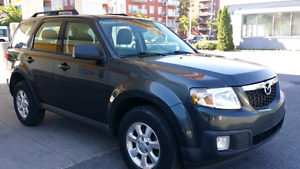 2009 Mazda Tribute GS 4 cylinders