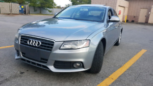 AUDI A4 2009 FOR SALE
