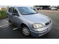 2001 Vauxhall/Opel Astra 1.7DTi Envoy