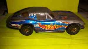 Various older hot wheels from 60s 70s 80s