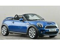 2014 MINI Roadster 2.0 Cooper S D 2dr Auto [Chili Pack] Sports diesel Automatic