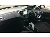 2017 Peugeot 208 1.2 PureTech Black Edition 3dr Hatchback Petrol Manual
