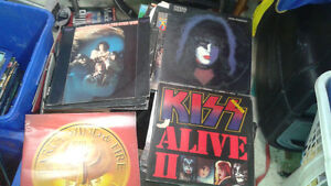 lots of lps (records) various sizes and types of music Belleville Belleville Area image 1