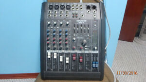 DFX-6 MACKIE mixer with digital effects