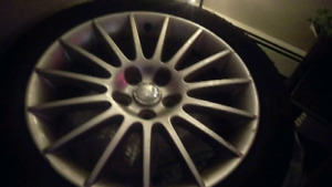 "18"" rims set of 4"