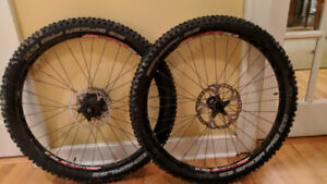 26 inch (MTB) Winter Wheel-set for sale - *Reduced Price*