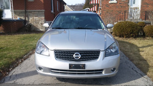 2005 Nissan Altims 3.5 S