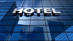 Very Busy Chain Hotel For Sale ! About 60 Rooms, Pool, Gym !!