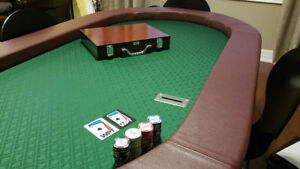 High quality poker table