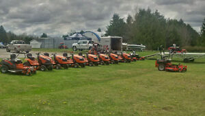 ARIENS GRAVELY AND HUSQVARNA