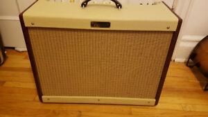 Fender FSR Hot Rod Deluxe III Wine/Cream Two Tone