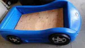 Little Tykes toddler car bed