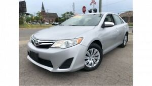 2012 Toyota Camry LE  - Leather Seats -  Fog Lamps