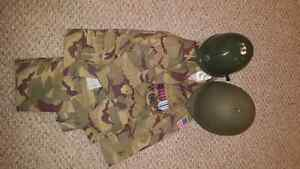 Boys army outfit