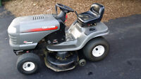Lawn Tractor Sears for Parts Motor Not Working  or Best Offer