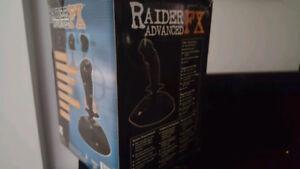 Raider advanced fx USB controller for flight simulator
