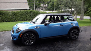 2012 MINI Mini Cooper S S Bayswater Edition Coupe (2 door)