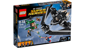 Lego Super Heroes: Heroes of Justice: Sky High Battle 76046 NEUF