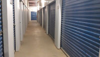 Heated Indoor Storage Units Within City Limits