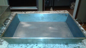 Custom made stainless steel roasting pan Strathcona County Edmonton Area image 3