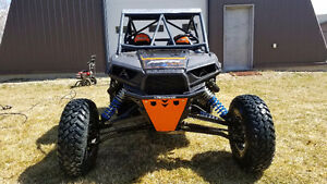 2014 Polaris RZR XP1000 LOTS of XTRAS!!