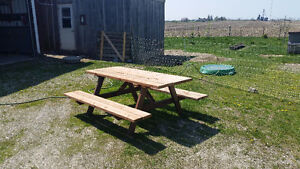 High Quality Picnic Tables