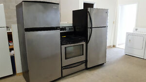 QUALITY USED STAINLESS STEEL STOVES ~ BARRIE