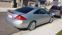 2006 Honda Accord EX Coupe (Automatic)