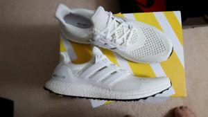 Adidas V1 OG ultra boost 11.5 12-yeezy cream jordan off white