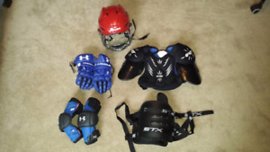 Lacrosse Gear - Youth small