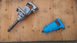 1 in and 3/4 inch PNEUMATIC IMPACT GUNS