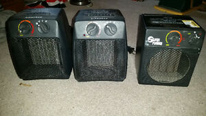 Space heaters for sale only $10 each with 10 day warranty....... London Ontario image 1