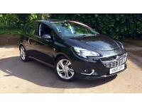 2015 Vauxhall Corsa 1.0T 115 ecoFLEX SRi Vx-line 5 Manual Petrol Hatchback