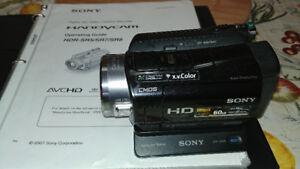 Sony Handycam HDR  SR 7