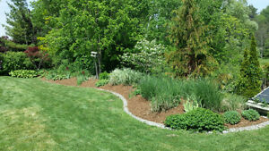Landscaping / Yard Clean Ups for high end homes London Ontario image 3