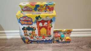 Brand new Play-Doh Town Set