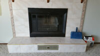 Want to Hire Fireplace Installer