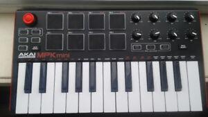 Akai Professional MPK Mini MKII - Clavier piano USB MIDI