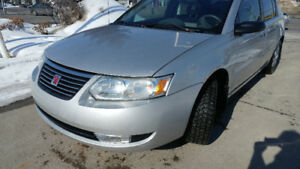 2006 Saturn Ion 5 Speed 2.4 litre - Excellent Condition