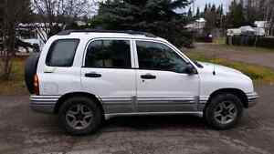 2002 CHEVY TRACKER FOR SALE Prince George British Columbia image 2